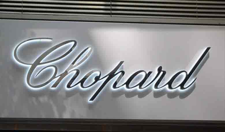 stainless steel wall led channel letter signs